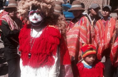 Ukukus and Dance in Cuzco (Photo: Eric Rayner)