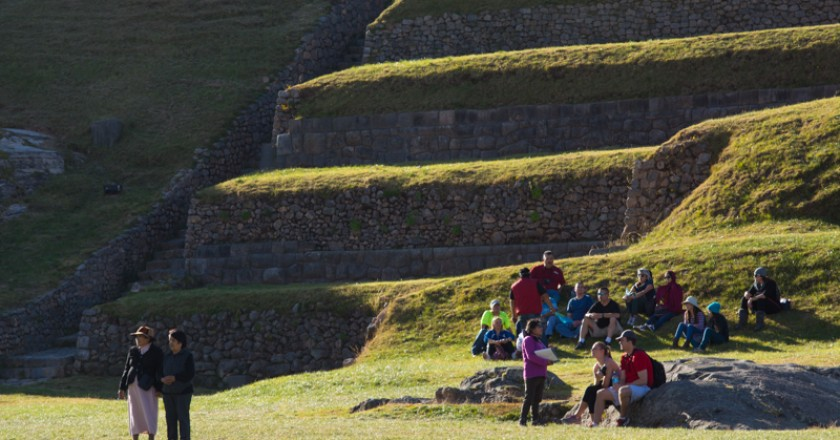 Saqsayhuaman and Sunday Fun (Wayra)