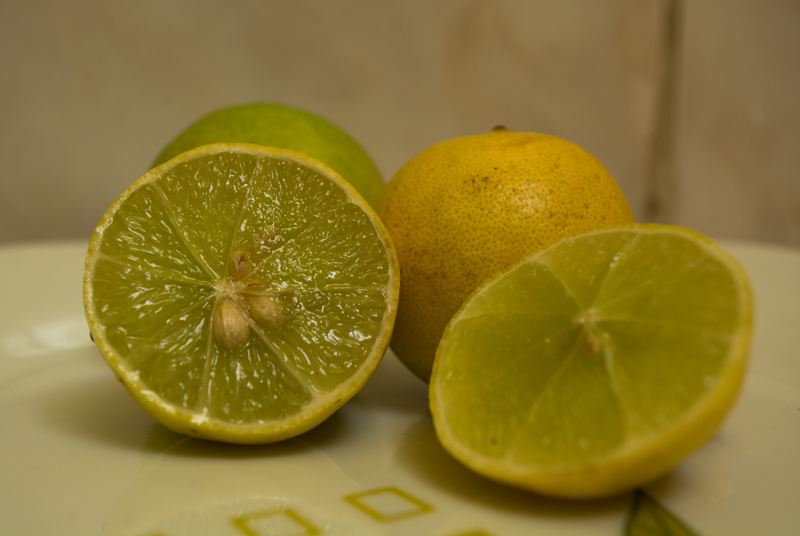 Lemon in Peru (Wayra)