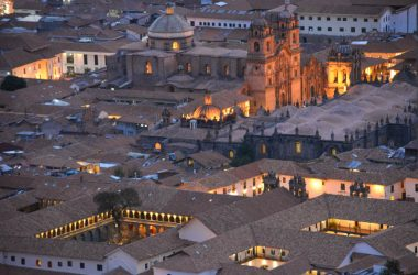Cuzco the Illuminated City (Walter Coraza Morveli)
