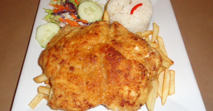 Have a Good Milanesa for Lunch