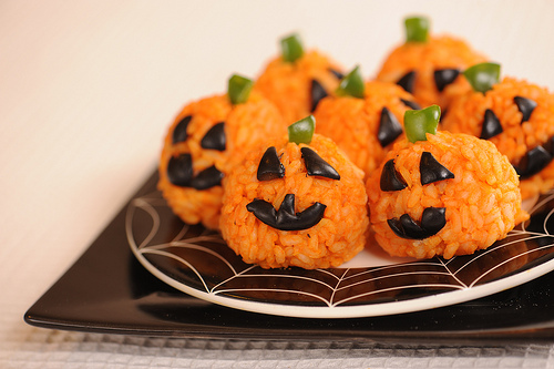 Halloween Delicious Treats