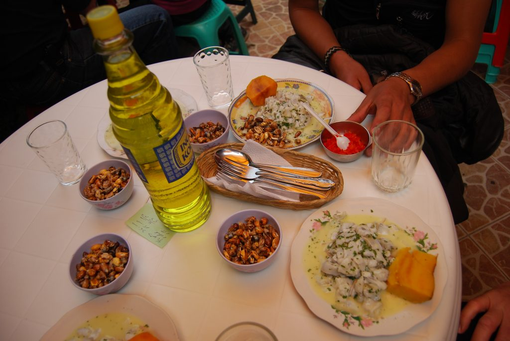 Whether Flag Or Signature Ceviche Means Much In Peru Cuzco Eats
