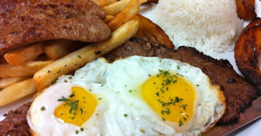 Enjoy a Good Bistec a lo Pobre