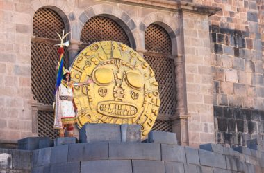 The Inca and the Sun (Gaby Filgueira)