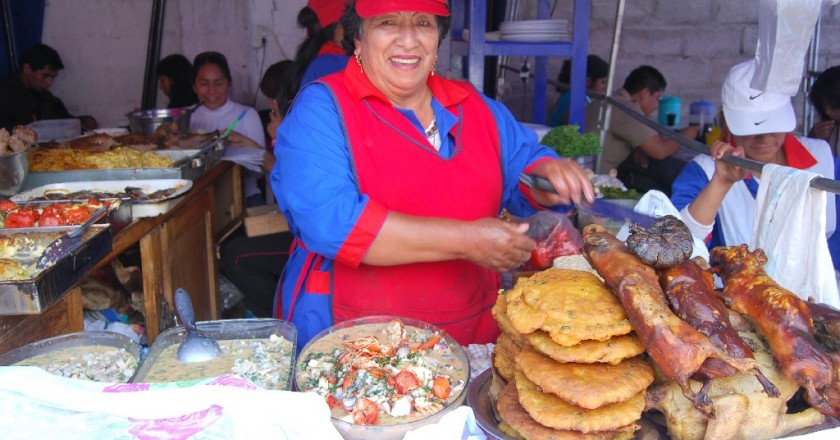 Guinea Pig, Tortillas, and More in Wanchaq