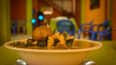 Chupe de Peras or Kapchi de Peras, One of the Famous Dish of St Sebastian