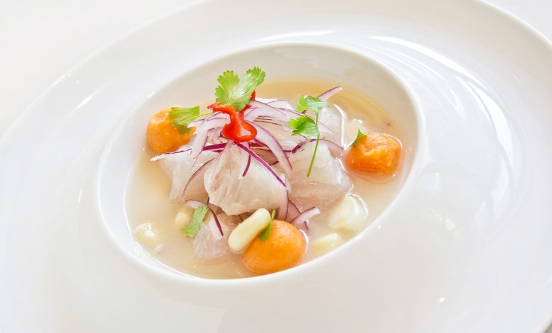 Enjoy this Summer Eating a Delicious Peruvian Ceviche
