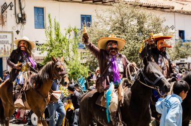 The Joy and Craziness of Carnival in Cuzco