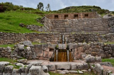 Archeological Site of Tambomachay , Inca Water Fountains (Walter Coraza Morveli)