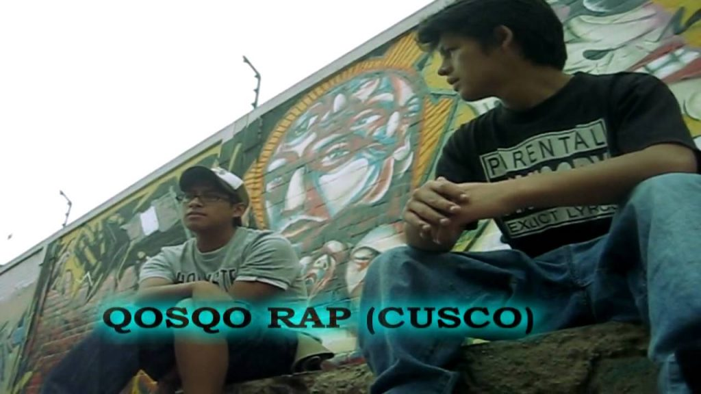 Rappers from Cuzco