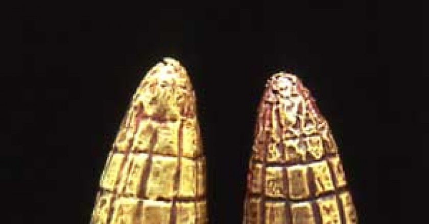 Ancient Gold to Tempt the Bold (Larco Museum)