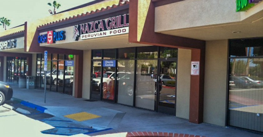 Nazca Grill, San Diego, California (David Knowlton)