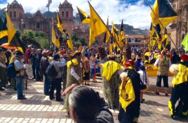 Paruro Nation in Cuzco Today
