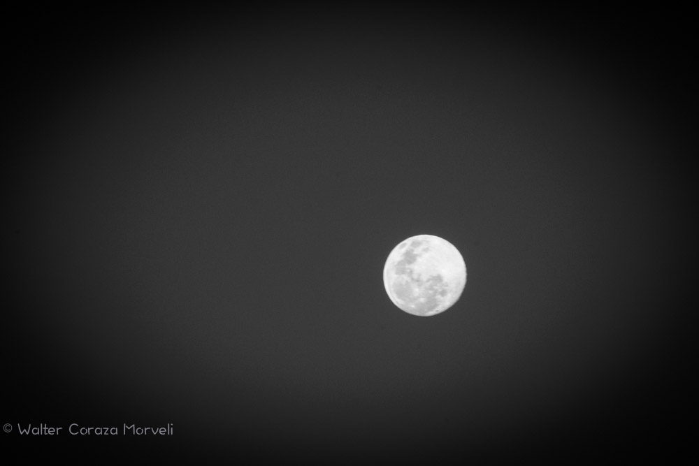 Full Moon in Cusco