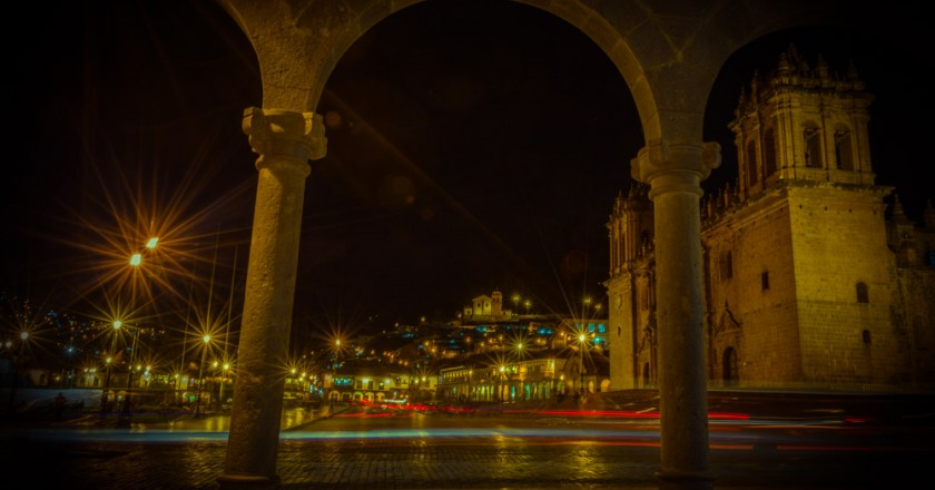Magical NIghts in Cusco