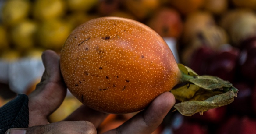 Attractive and Unprepossessing, the Granadilla