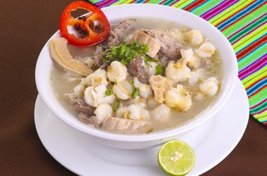 Patasca (Hominy Soup)
