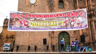 Banner of All Nations United in Protest (Brayan Coraza Morveli)