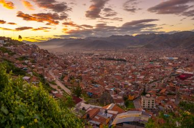 Sunrise in the City of Cusco (Walter Coraza Morveli)