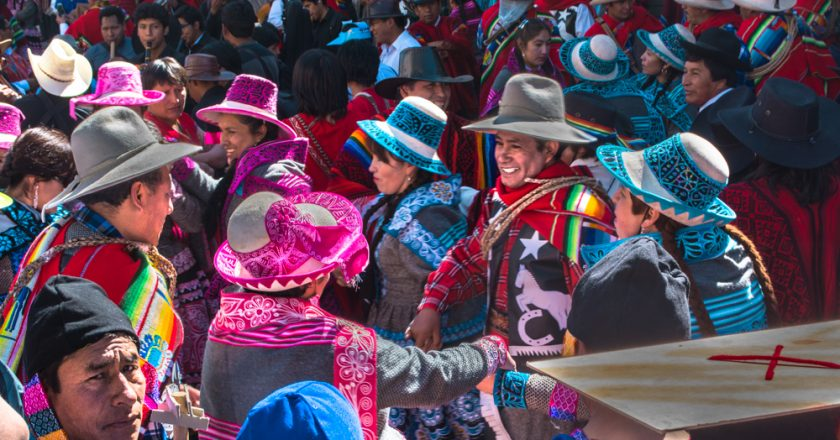 Passion and Color, a Parade in honor to Cusco! (Hebert Huamani Jara)