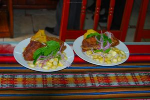 Photo of Traditional Food of Cuzco