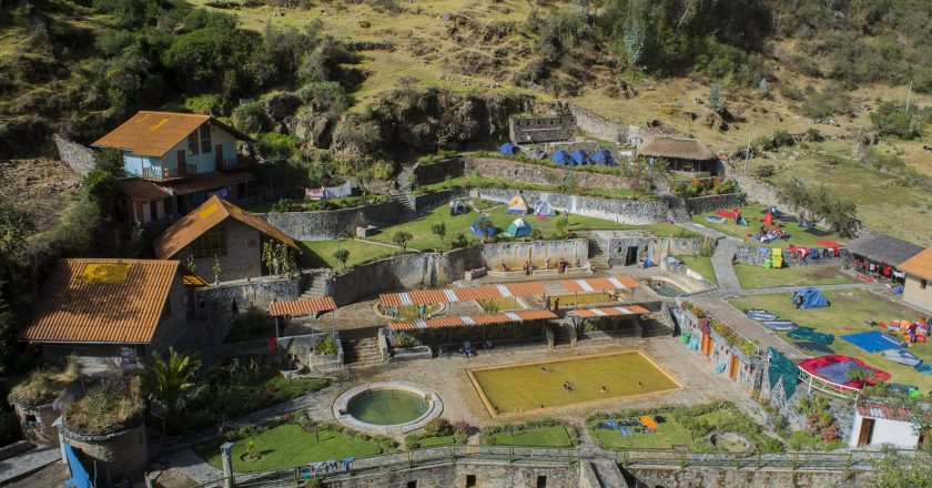 Lares, medicinal waters
