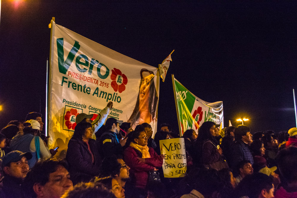 The Frente Amplio Has Surprised with Its Success