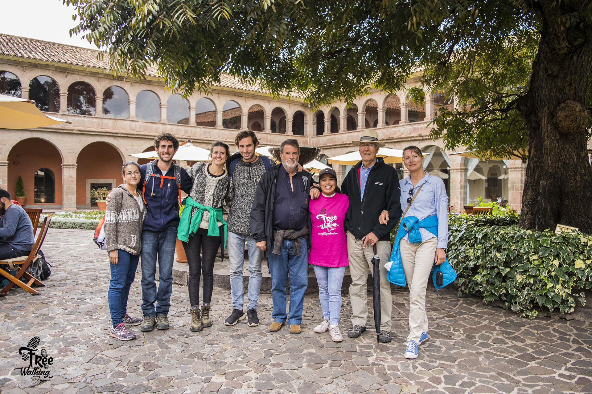 Free Walking Tour in Cusco (Luis Echagaray)