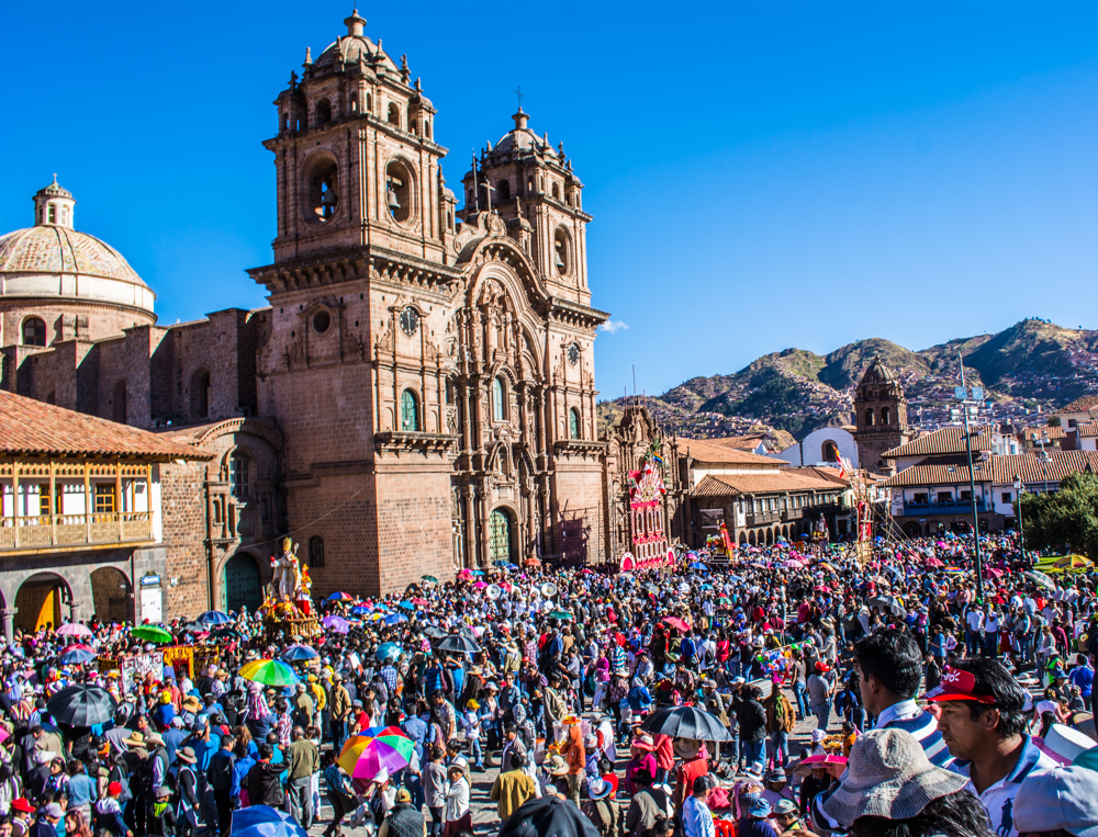 Cusco is a City of Celebrations, Corpus Christi (Hebert Huamani)