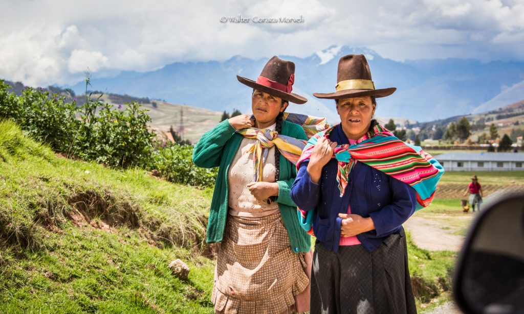 Women From Chinchero