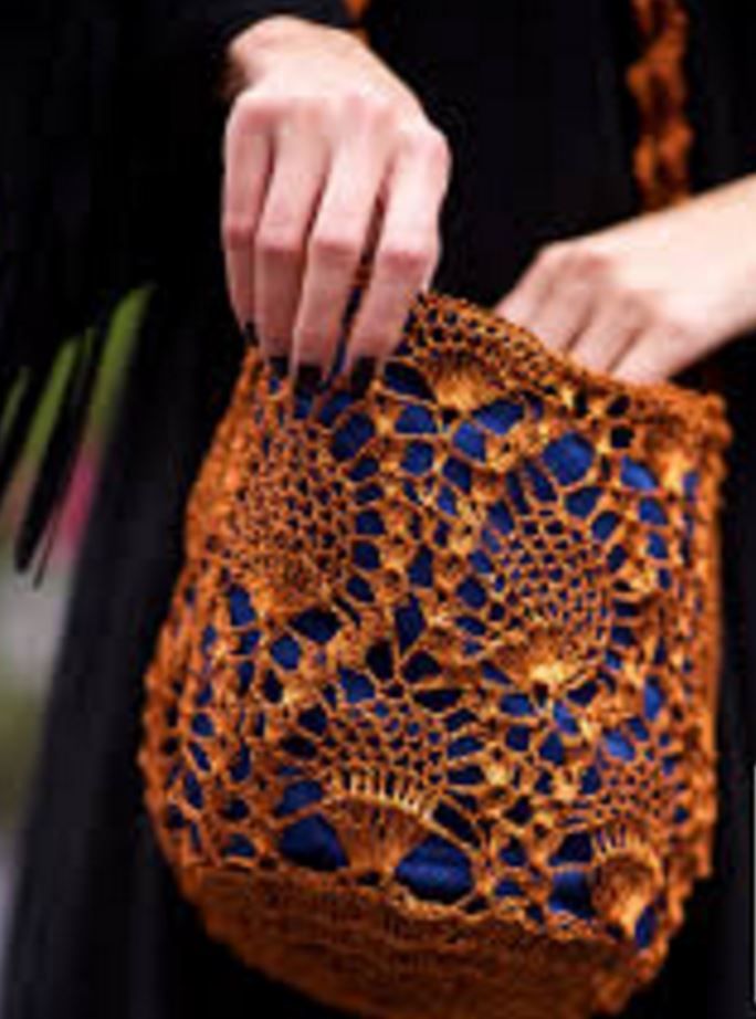 A Bag made from Fique