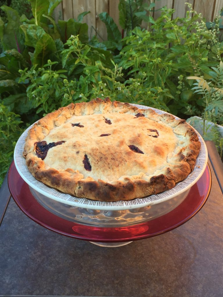 Elderberry Pie (David Knowlton)