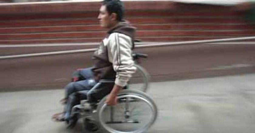 A Disability in Peru