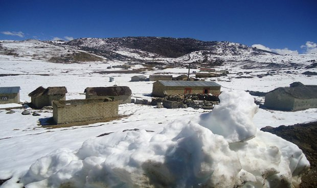Houses in Puno