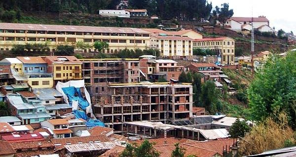 Sheraton Hotel in Cusco