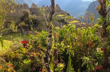 The Beauty of Machu Picchu (Natalie Bankhead)