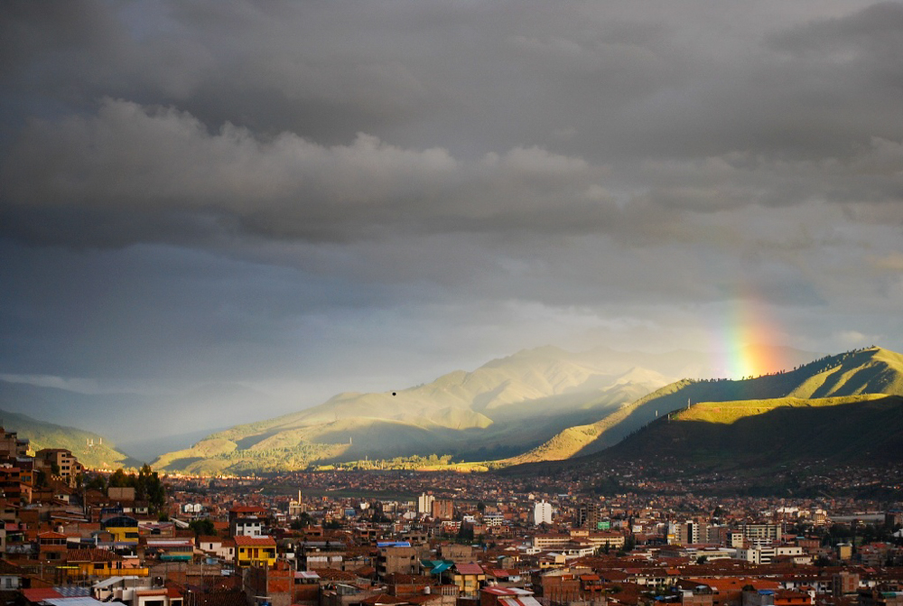 Cusco Rain Season (Photo: Walter Coraza M)