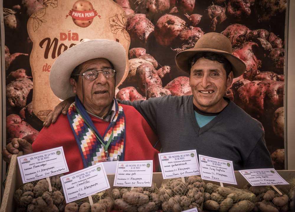 Guardians of Potato (Photo Walter Coraza Morveli)