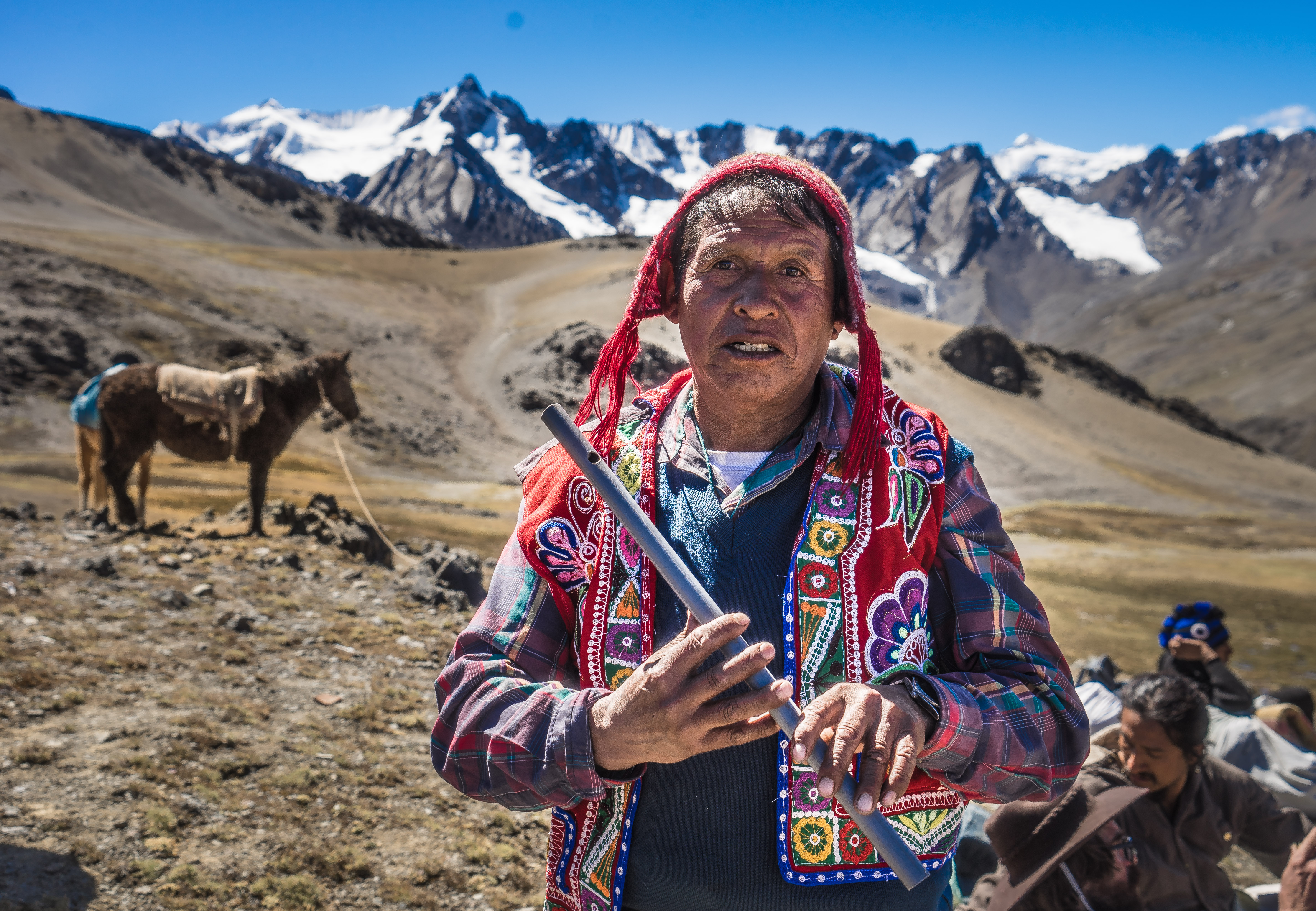 Miguel From Pisac Town (Photo by Walter Coraza Morveli)