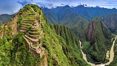 Huayna Picchu Mountain